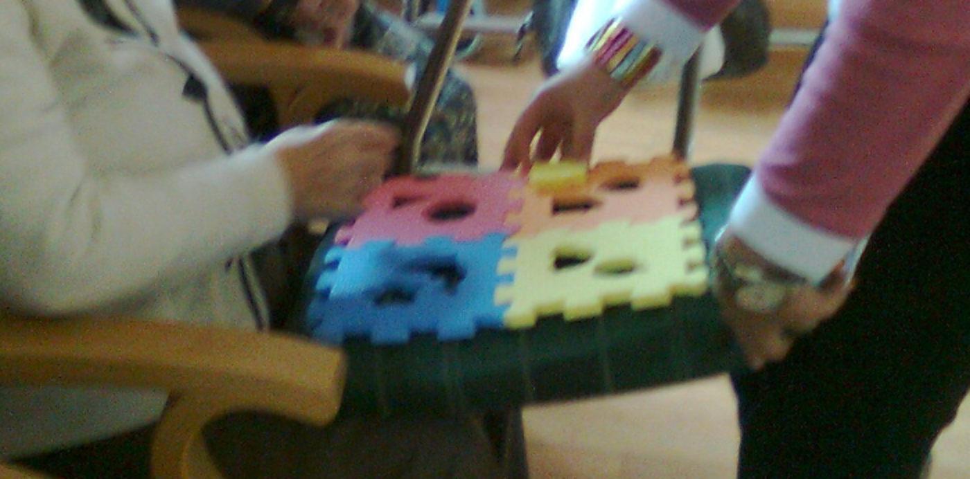 Anziani, percezione e riabilitazione mentale