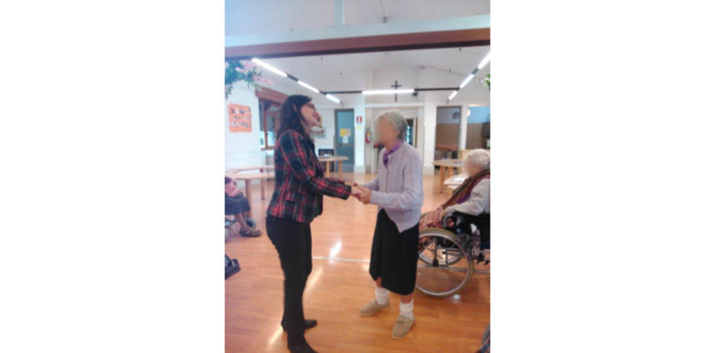 Stimolare gli anziani alla collaborazione