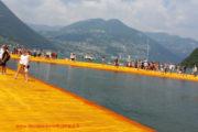L'esperienza artistica del ponte di Christo sul lago d'Iseo: i risvolti psicologici