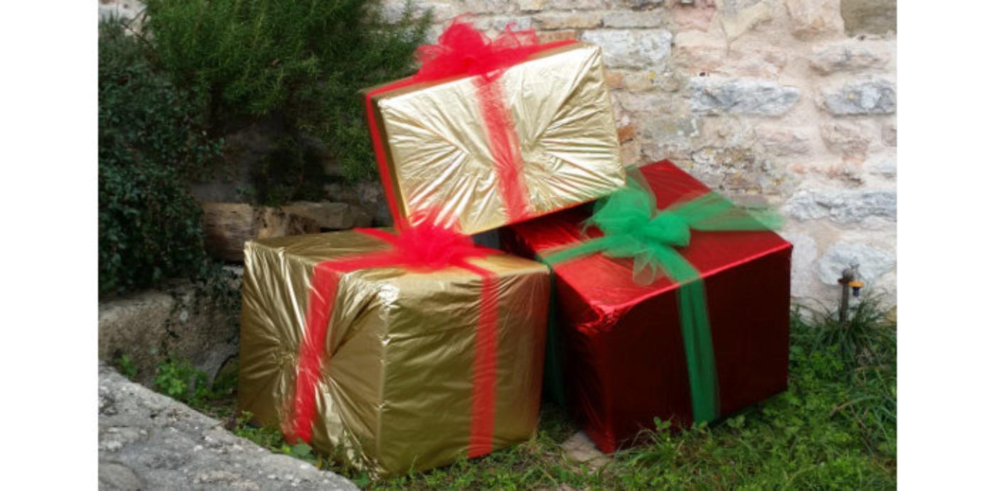 L'ansia da regalo