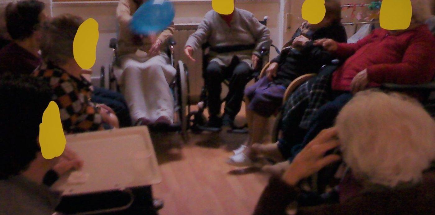 Gli esercizi per la coordinazione oculo-manuale dell'anziano