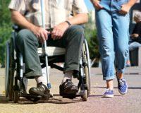 Il passaggio nell'anziano dall'autonomia alla carrozzina