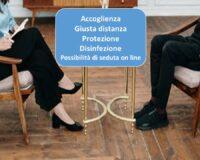 Misure di prevenzione Covid 19 nello studio di psicologia e psicoterapia della dr.ssa Laura Pedrinelli Carrara
